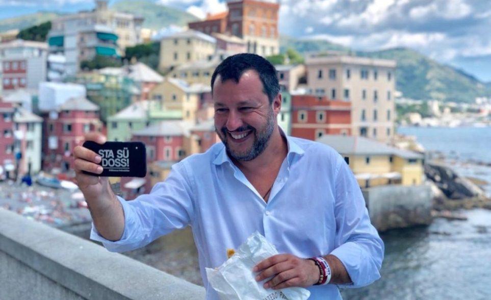Salvini e la comunicazione