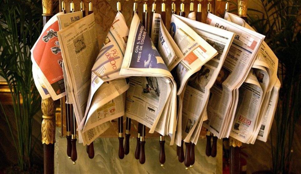 Ndrangheta e stampa