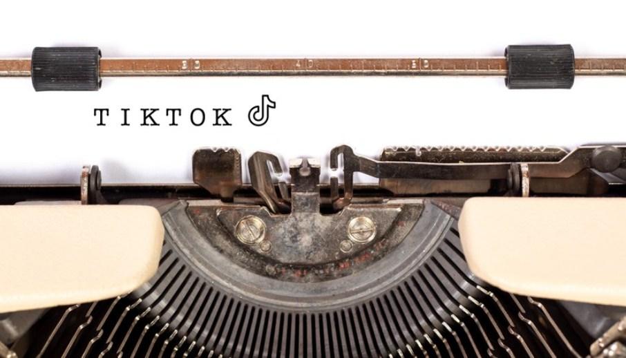 TikTok e linguaggio