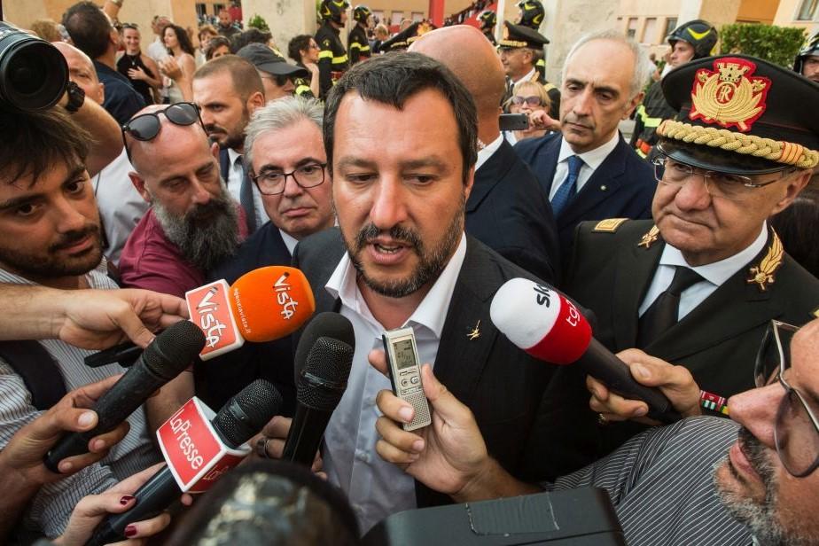 Salvini detta l'agenda