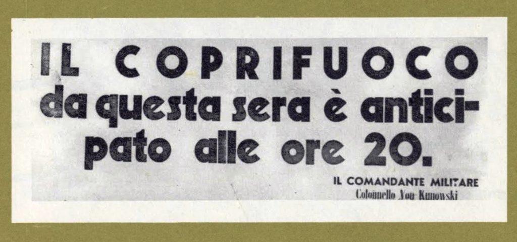 Coprifuoco